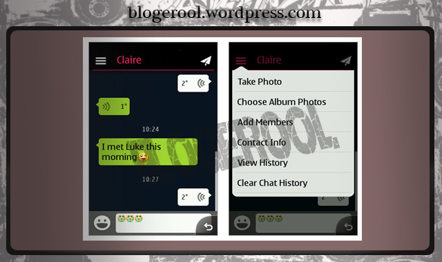 WHATSAPP,LINE,DAN WE CHAT UNTUK NOKIA S40 | BLOG EROOL